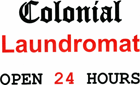 Colonial Laundromat Hours of Operation