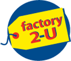 Factory 2-U Hours of Operation
