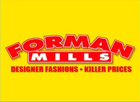 Forman Mills Hours of Operation